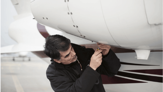 Maintenance • GlobeAir