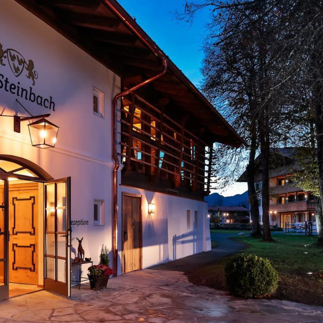 Gut Steinbach Hotel and Chalets private lodges