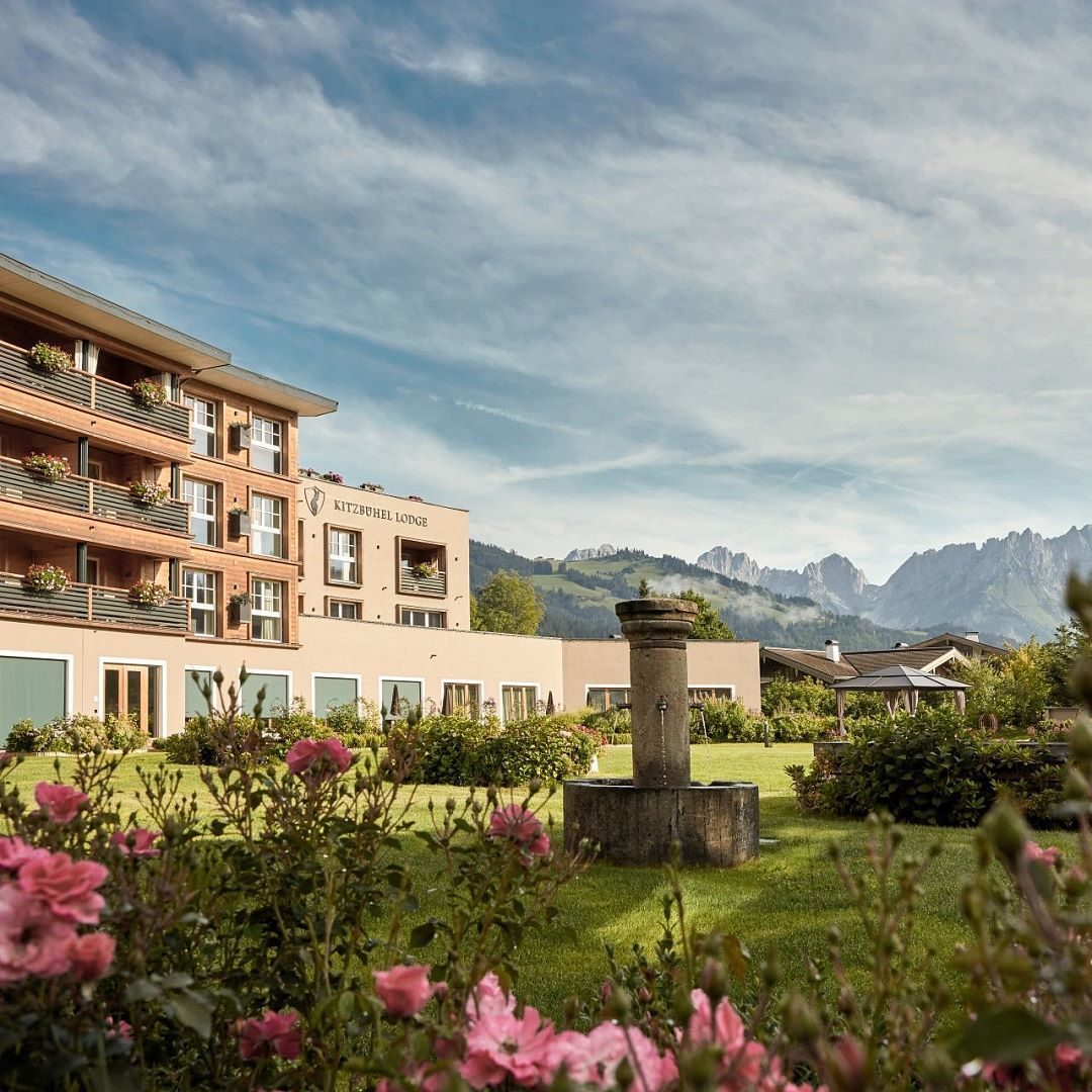 Kitzbühel Lodge rental